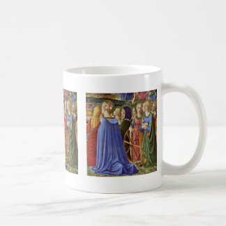 Coronation Detail By Angelico Fra Mugs