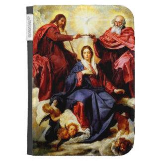 Coronation of Mary Kindle Keyboard Covers