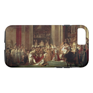 Coronation of Napoleon iPhone 8/7 Case