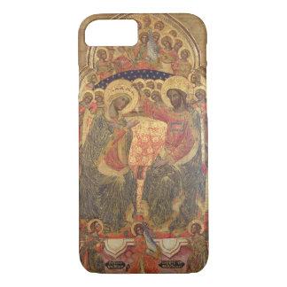 Coronation of the Virgin, 1372 iPhone 7 Case