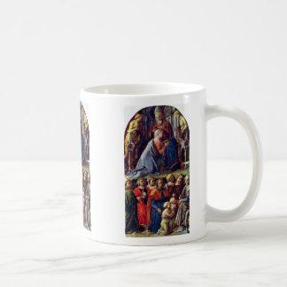 Coronation Of The Virgin By Lippi Filippino Mug