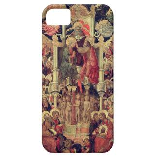 Coronation of the Virgin iPhone 5 Case