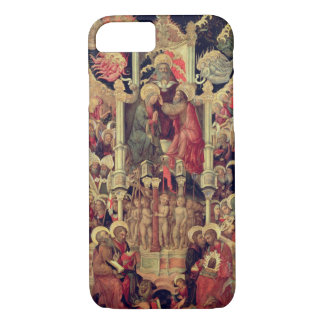 Coronation of the Virgin iPhone 7 Case