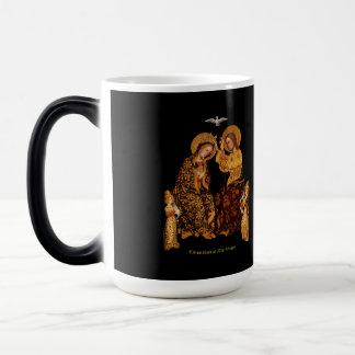 Coronation of The Virgin Magic Mug