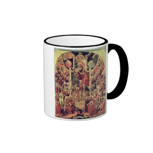 Coronation of the Virgin Mug