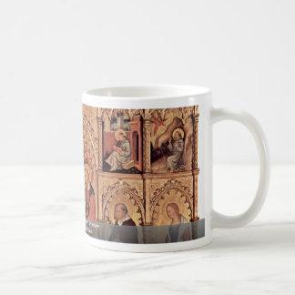Coronation Of The Virgin Overview Coffee Mug