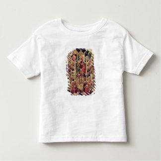Coronation of the Virgin T-shirts