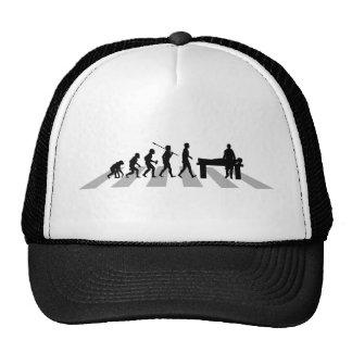 Coroner Trucker Hat