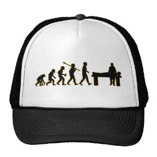 Coroner Mesh Hat