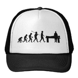 Coroner Mesh Hats