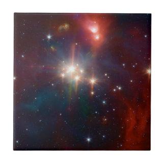 Coronet infrared star cluster NASA Tile