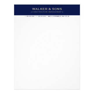 CORPORATE BUSINESS LETTERHEAD :: simply smart 1