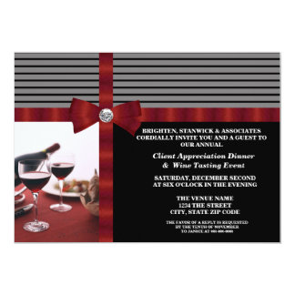 Corporate Event Client Appreciation Card