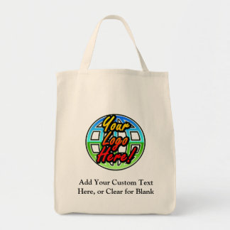 Corporate Gift Grocery Bag, No Minimum Quantity Tote Bag