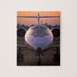 Corporate Jet Plane Travel Puzzles