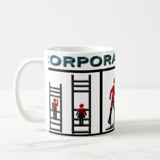 Corporate Ladder Coffee Mug