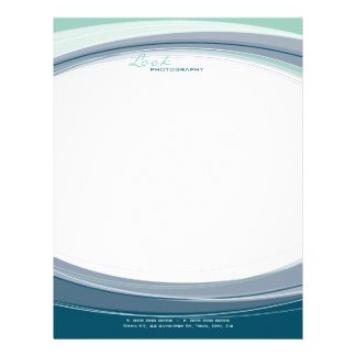 CORPORATE LETTERHEAD :: curved 4