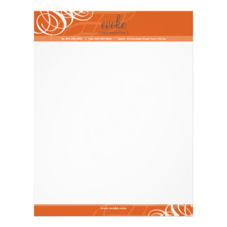 CORPORATE LETTERHEAD :: designer vogue 14