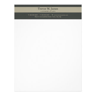 CORPORATE LETTERHEAD :: stately 4