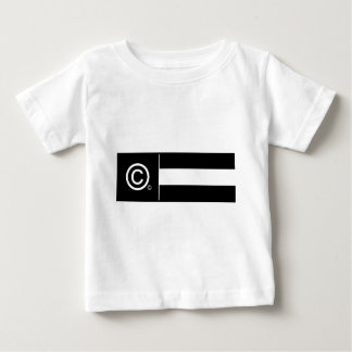 Corporate Logo Flag Baby T-Shirt