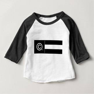 Corporate Logo Flag Baby T-Shirt