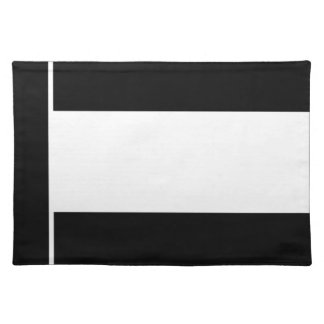 Corporate Logo Flag Placemat