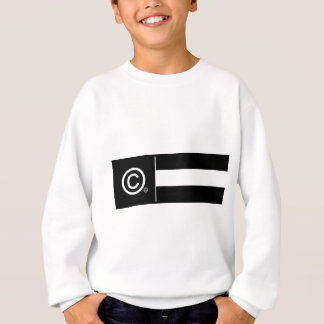 Corporate Logo Flag Sweatshirt