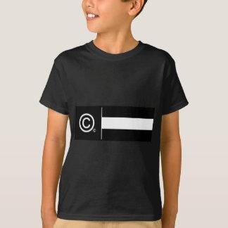 Corporate Logo Flag T-Shirt