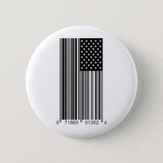 Corporate USA 2 Inch Round Button