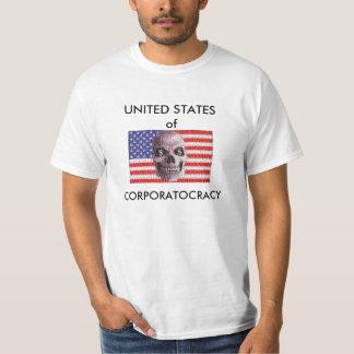 Corporatisme/fascisme T Shirts