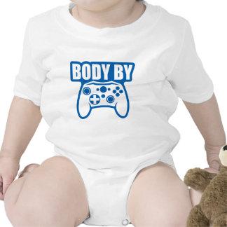 Corps par des jeux vidéo bodies pour bébé
