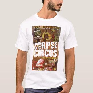 corpse circus poster tee