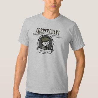 Corpse Craft Ralph Tees