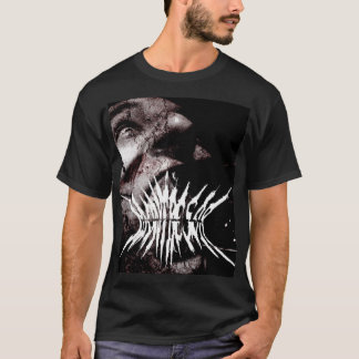 Corpse/ White Logo T-Shirt