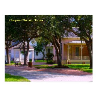 Corpus Christi Heritage Park Postcard