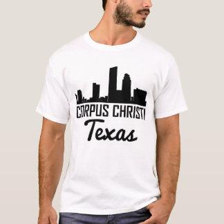 Corpus Christi Texas Skyline T-Shirt