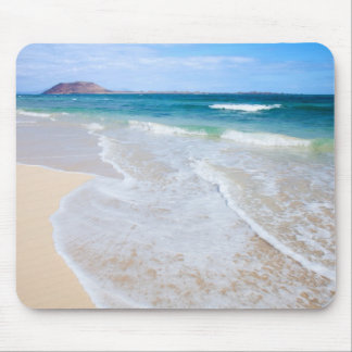 Corralejo Flag Beach Mouse Pad