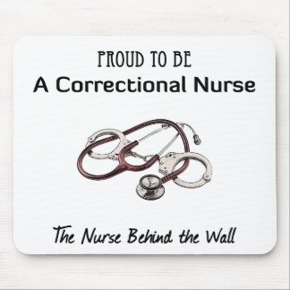 Correctional Mouse Pad