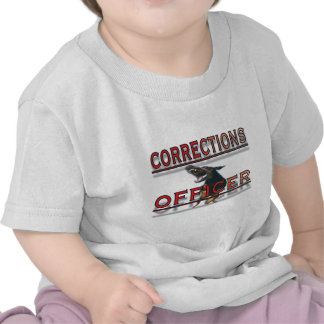 CORRECTIONS OFFICER T SHIRT
