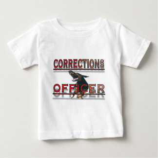 CORRECTIONS OFFICER T-SHIRTS