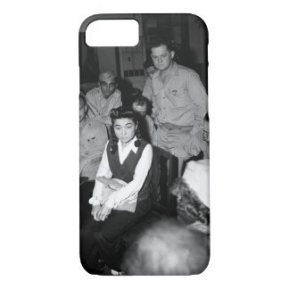 "Correspondents interview ""Tokyo Rose_War Image iPhone 7 Case"