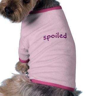 corrompu vêtements pour chien