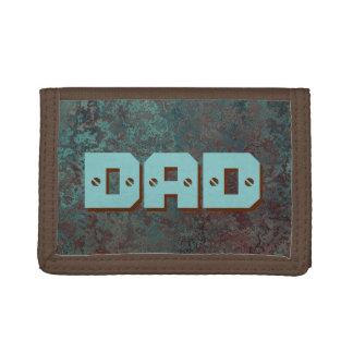 """Corrosion """"Copper"""" DAD nylon wallet"""