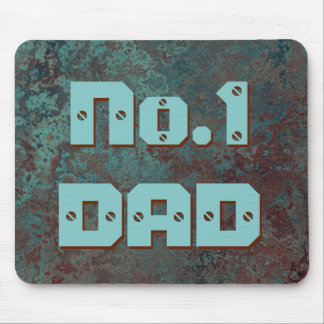 "Corrosion ""Copper"" No.1 DAD print mousepad"