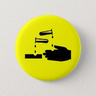 corrosive 2 inch round button