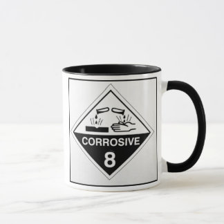 CORROSIVE COFFEE MUG