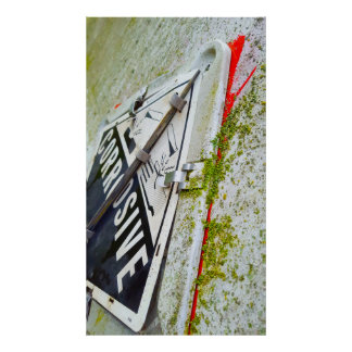 Corrosive Poster