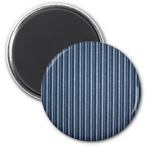 Corrugated metal siding 2 inch round magnet