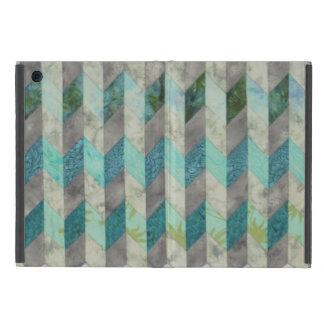 """""""Corrugated"""" Quilt  iPad Mini Cover"""