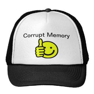 Corrupt Memory Trucker Hat